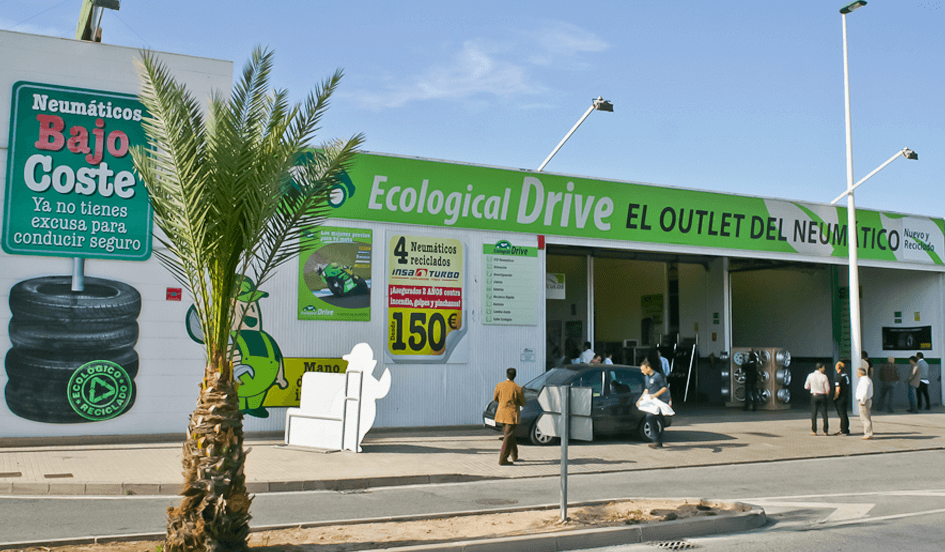 taller ecological drive
